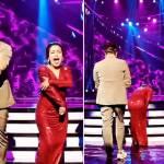 Neha Kakkar Injured on the sets of Indian Idol